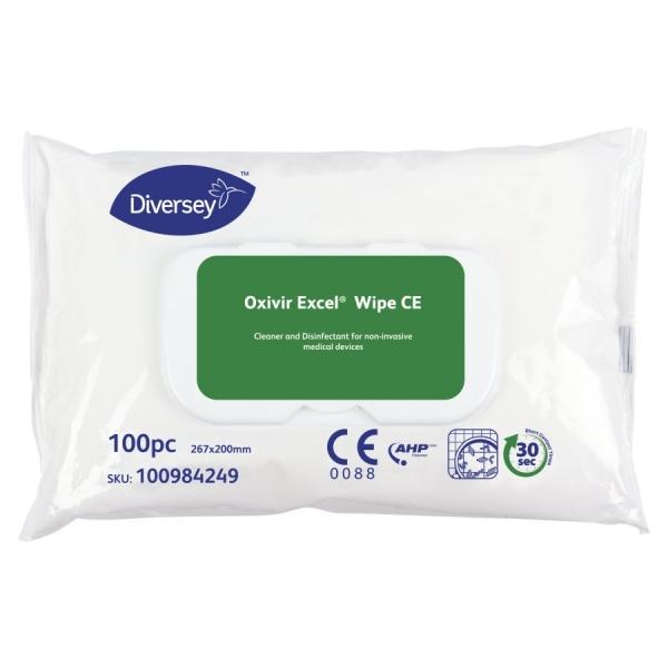 Desinfektionstücher - 1 Packung = 100 Tücher