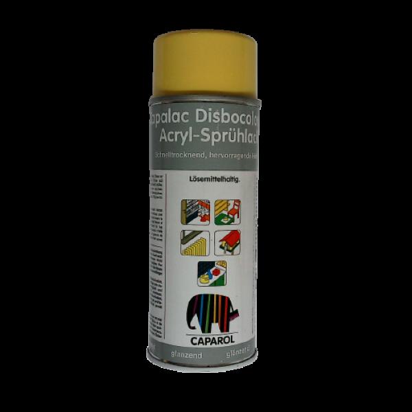 Acryl Sprühlack - Gold matt